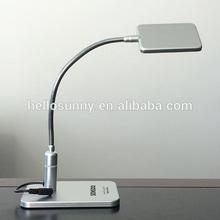 CE Certified Folding LED desk lamp/Foldable LED table lamp