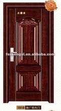 Chinese used metal security doors