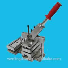customized Fridge Magnet Making Machine/button making machine