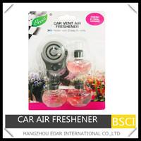 3*8ml auto liquid car air freshener