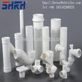 Pvc tubos de accesorios