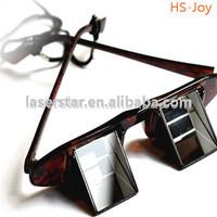 Belay prism look up glasses
