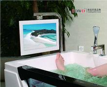 """15.6 / 20 """" Bathroom Waterproof TV - Black/White color"""