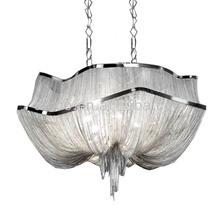 alibaba express interior decoration Terzani aluminum Chain commercial led pendant lighting