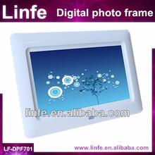 2014 newest ads digital photo frame users manual