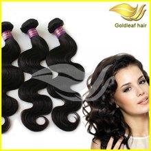 100% virgin human hair 6a grade new sale 2014 body wave hair feather hair extensions