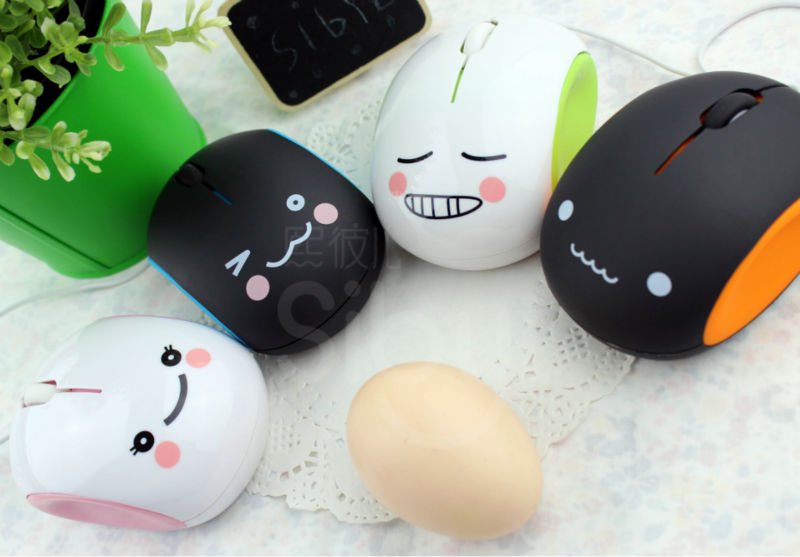 2014 Hot Sale Cute Funny Colorful Computer Mouse Bread Design New Product