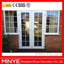 Moderni utilizzati esterno in pvc porte finestre e porta/porte anteriori