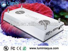lumini Aqua programmable full spectrum fish tank sunrise and sunset led aquarium light