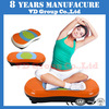 2014 New super powerful whole body vibration crazy fit ,gym equipment,body equipment/ crazy fit massager manual