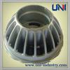 China wholesale custom machenical high pressure ADC12 cast aluminum die casting for OEM led aluminium radiator parts