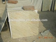 Culture rusty rectangular slate tile