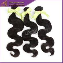 Wholesale factory price 7a grade virgin brazilian hair, 100% natural color unprocessed brazilian hair weaving