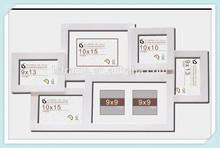 W2262 Favorites Compare Decorative Picture frame