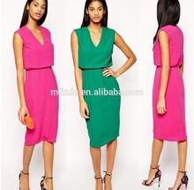 women apparel / ladies fashion garment factory / casual dress clothing wholesale supplier