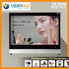 14 inch transparent LCD video display