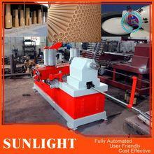 2014 luz solar papelão telescópio tubo preço da máquina