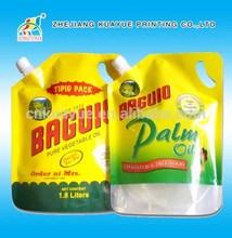 Nice looking spout pouch,spout pouch bags,shampoo pouch with spout
