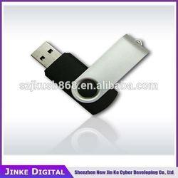 Promoting USB2.0 Flash Memory Drive Thumb Swivel USB flash drive/Swivel USB flash drive 8GB