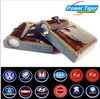 China manufacturer fashion wireless design led car logo door light