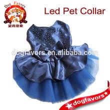 Trade Assurance Puppy Pet Dog Dress Lace Skirt Cat Princess Dress Small Dog Clothes Clothing