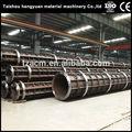 ön- stres beton kazık çelik kalıp 300-600mm