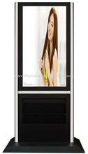 42 Inch Touching Body Sensor 1080p Hdmi USB Media AD Monitor