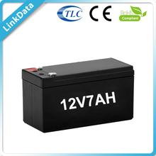good quality lead acid battery 12v7ah 12v7.2ah 9ah 12ah high rate lead acid battery for UPS battery for computer