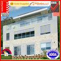 conheça como 2047 padrão de vidro duplo de alumínio janelas e portas com moldura de alumínio