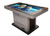 "video player,46"" Multi media Interactive Display Show System game table, lcd indoor advertising screen"