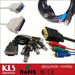 vga cable 30m UL CE ROHS 95