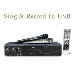 Karaoke recordable Player,MIDI DVD Karaoke Player