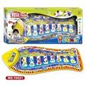 Música baby fish playmat ( brinquedos de plástico )