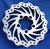 cast-iron 2cr13 solid brake disc,motorcycle brake disc