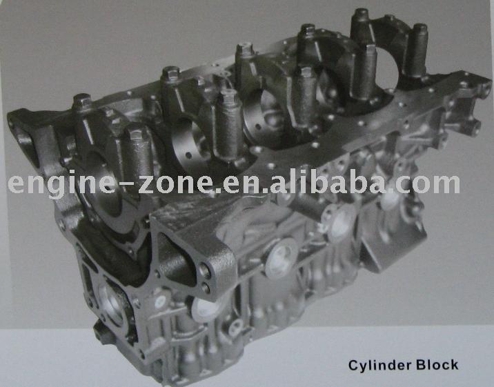 Cylinder Block Toyota 2L / 2LT/ 3L /5L