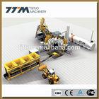 10t/h mobile mini asphalt plant,mini asphalt mixing plant