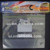 LDPE Freezer Ziplock Bag