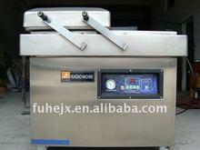 DZ-500/2SB Soya beans melt peanuts double chamber vacuum packing machine