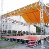 music aluminium square truss
