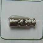 Zinc Alloy metal cord lock
