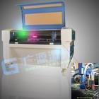 High Precision Leather Fabric Acrylic Laser Cutting Machine