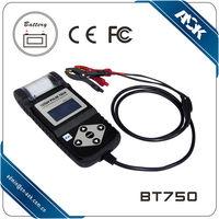 Hot sale Auto Battery Tester (Printer inside) BT750