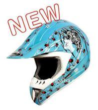 Huadun spider decals off road motorcycle helmet, DOT/ECE stanard helmet,HD-802