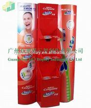 toothbrush display rack for advertising