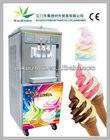 2014 High Capacity Double Compressor Soft Ice Cream Machine