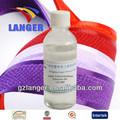 alta concentración de aceite de silicona