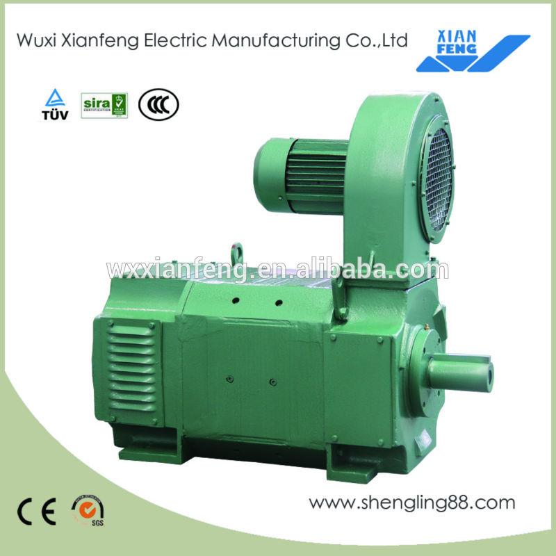 Industrial Dc Motor Z4 Series Dc Motor Rolling Mill Dc Motor View Dc Motor Shengling Product