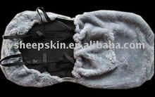 100% Australian Sheepskin Car Seat Cover(factory)