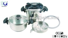 2012 Perfect Design Stainless Steel Pressure Cooker with Timer DSTJ22-4+7L