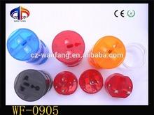 WF-0905 3 pin plug adapter